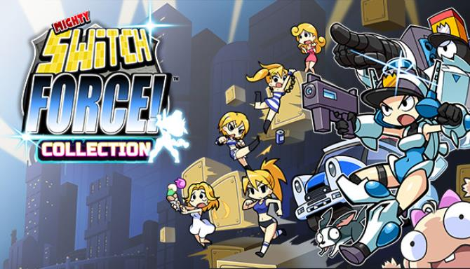Mighty Switch Force! Collection Free Download