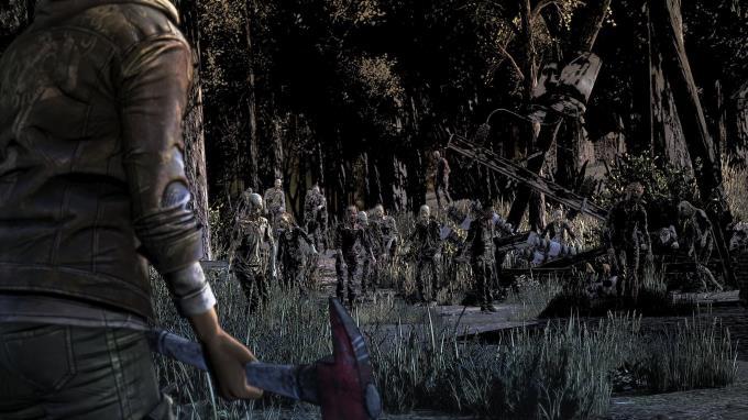 The Walking Dead : The Telltale Definitive Series PC Crack
