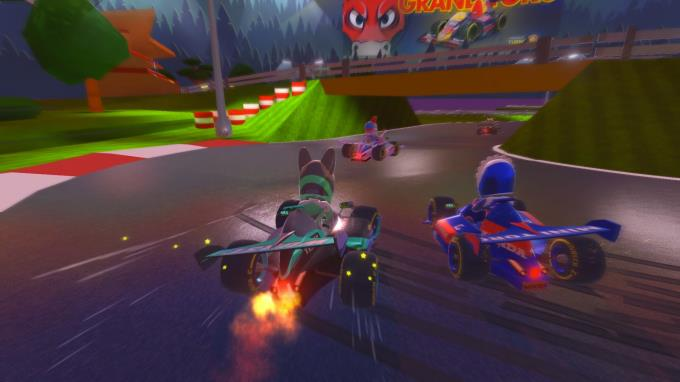 Touring Karts PC Crack