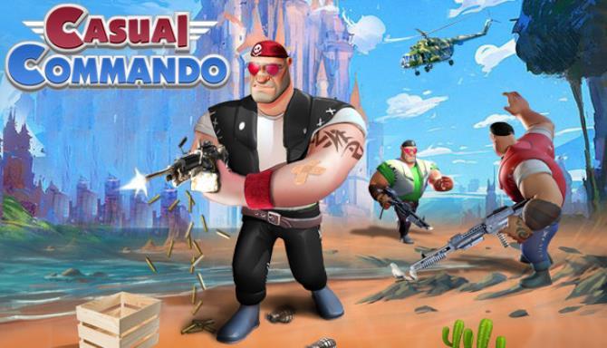Casual Commando Free Download