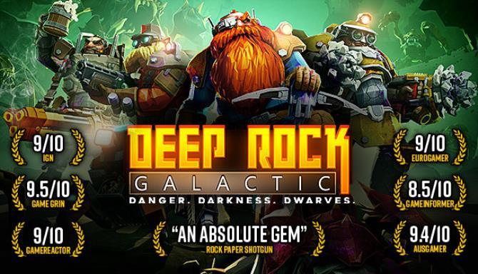 Deep Rock Galactic Free Download