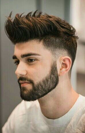 Spikes Hairstyle : spikes, hairstyle, Smartest, Spiky, Hairstyles, [2021], Men's