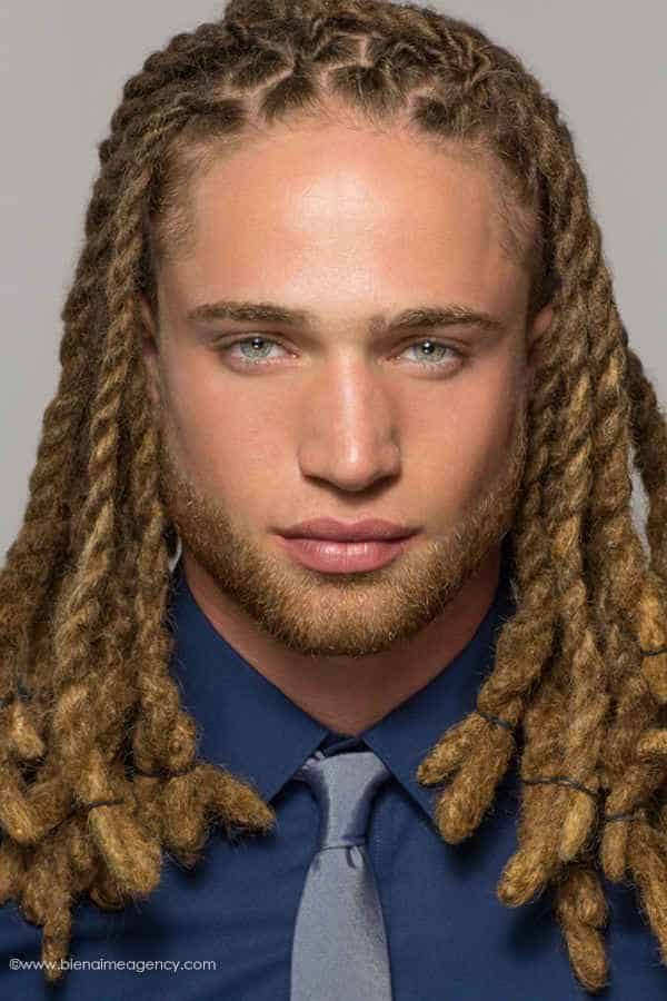 25 Amazing Box Braids for Men to Look Handsome August 2019