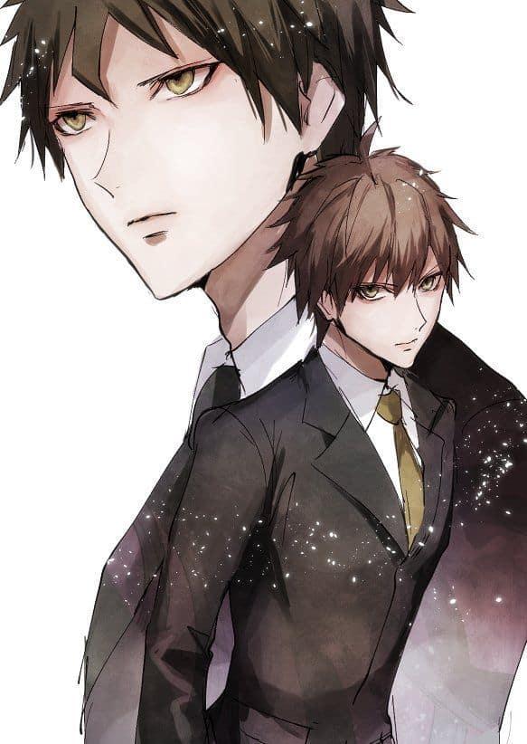 Anime Guy Short Hair : anime, short, Coolest, Anime, Characters, Brown, Men's