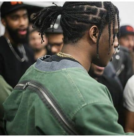 25 Amazing Box Braids For Men To Look Handsome April 2019