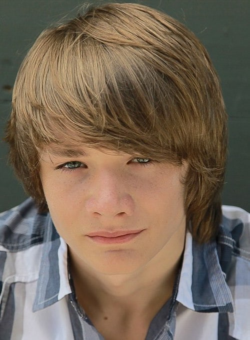 How To Get And Care For Dakota Goyo Hairstyle Cool Mens