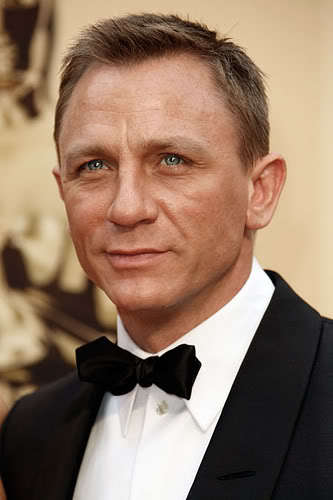 Daniel Craig Hairstyle : daniel, craig, hairstyle, Daniel, Craig, Elegant, Short, Hairstyles, Men's