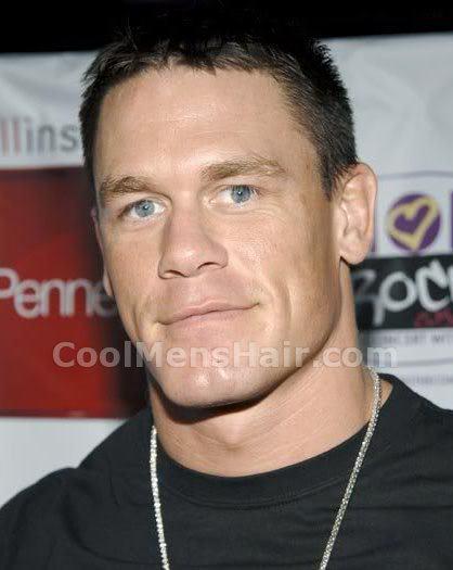 John Cena Haircut Get All Military With His Buzz Cut