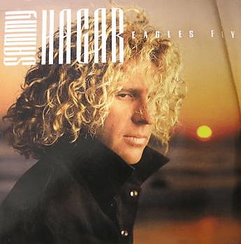 Sammy Hagars Long Blond Curly Hair Style Cool Mens Hair