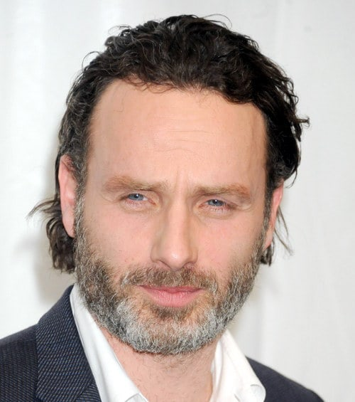 Andrew Lincoln Hairstyle – Cool Men's Hair