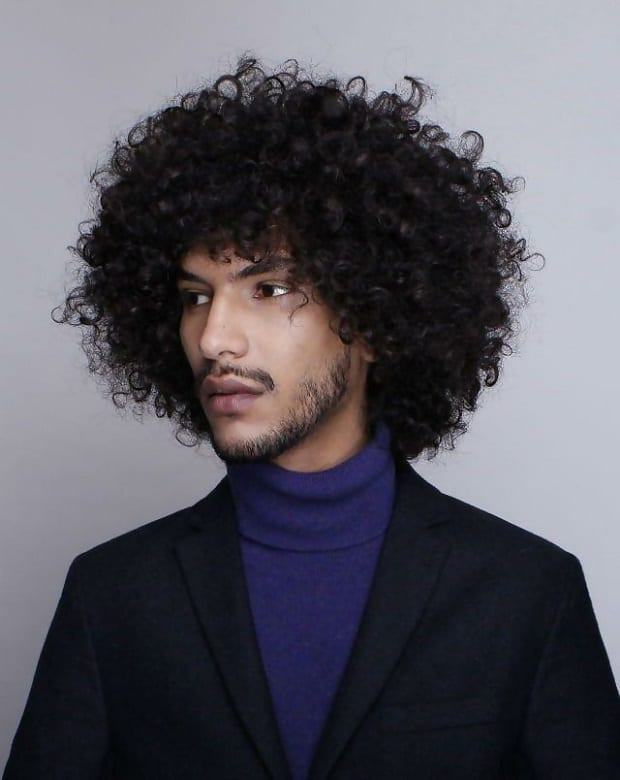 7 Big Afro Styles For Black Men That Are So Cool Cool Men S Hair