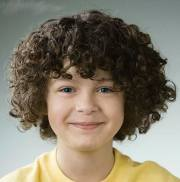 cool & smart curly haircuts