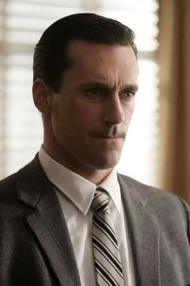 Don Draper Hairstyle : draper, hairstyle, Draper, Conservative, Hairstyle, Men's