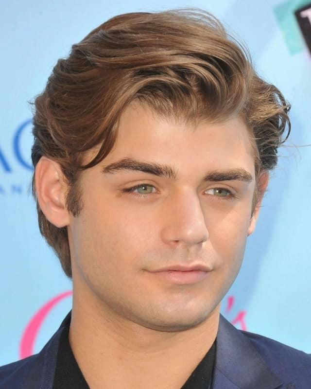 25 Ideal Hairstyles For Men With Thin Hair 2020 Guide Cool