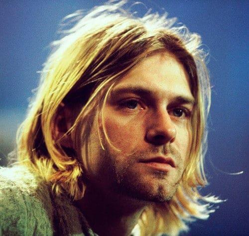 Kurt Cobain Hairstyle – Cool Men's Hair