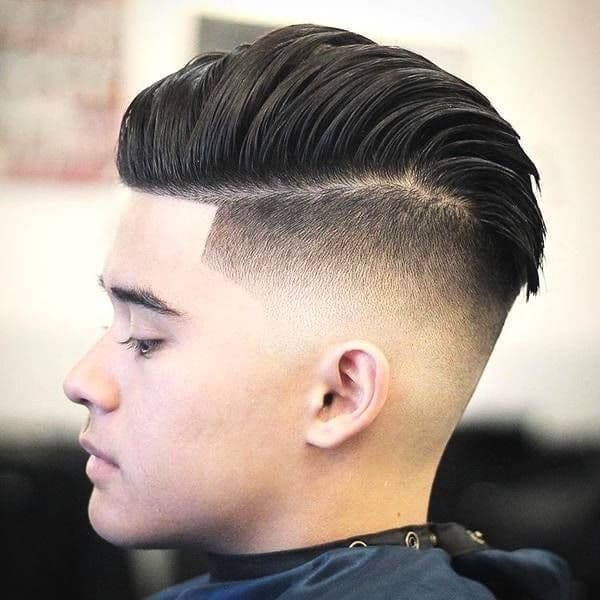 30 Sophisticated Medium Hairstyles for Teenage Guys 2019