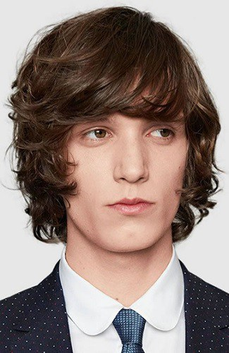 Mens Bangs Hairstyle Different Types Amp Top 10 Styles