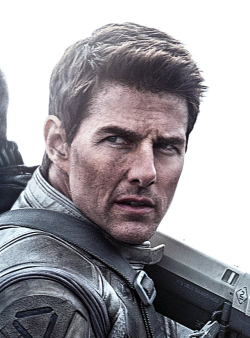 Tom Cruise Hairstyle In The Oblivion Movie – Cool Men's Hair