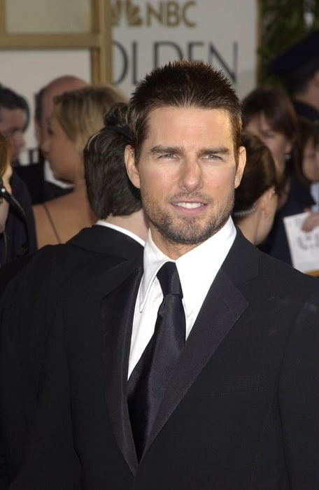 Tom Cruise Buzz Cut : cruise, Cruise, Haircuts, Became, Iconic, Men's