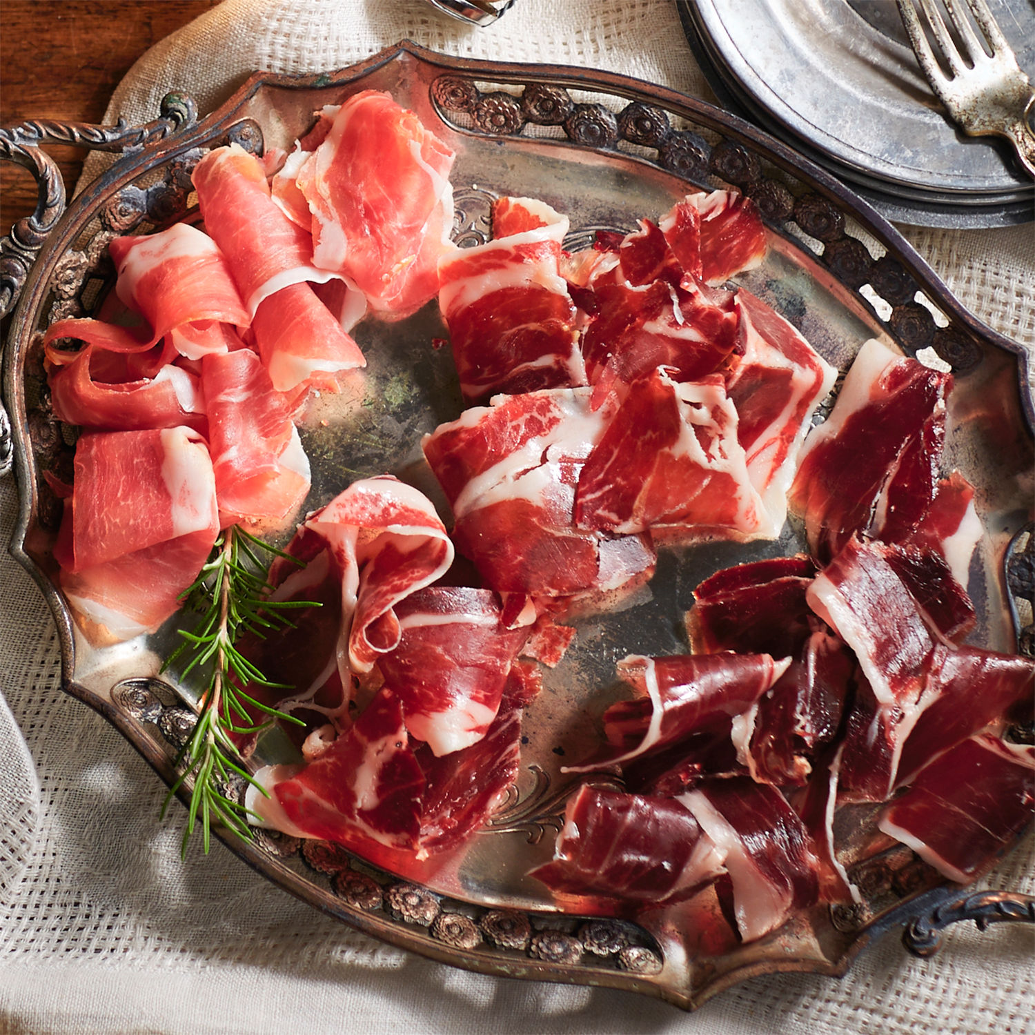 Gourmet Ts For Father S Day Sliced Spanish Jamon Trip