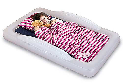 The Inflatable Toddler Bed That Just Might Get Us All A Better Night S Sleep