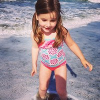 12 two-piece swimsuits for girls, hold the hoochie stuff.
