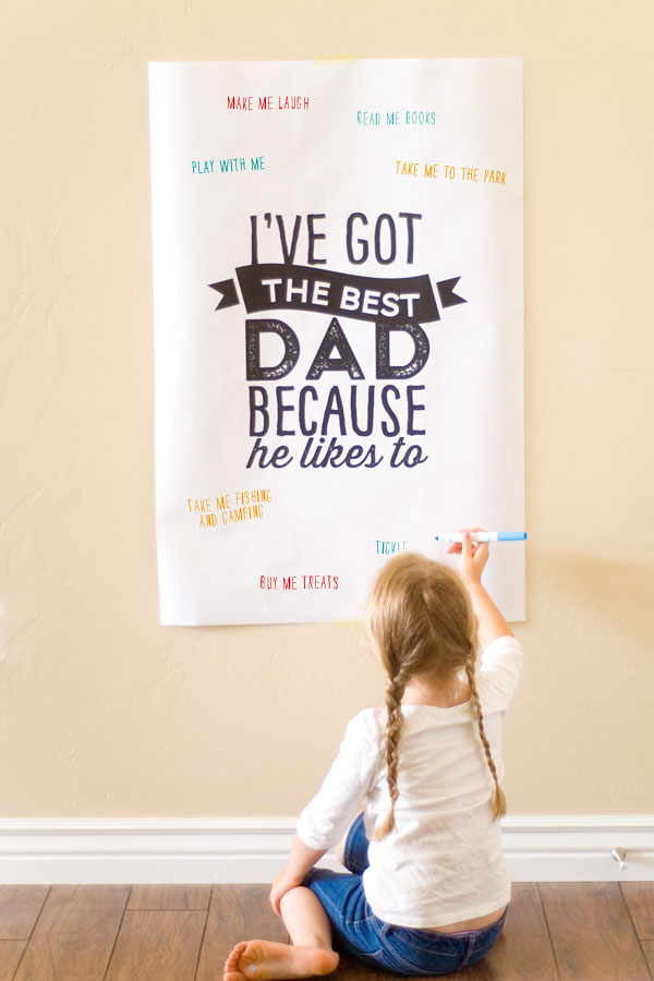 Fathers Day Printable The Best Mom Tips Other Favorite