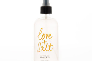 Love and Salt hair and body spray: The next best thing to