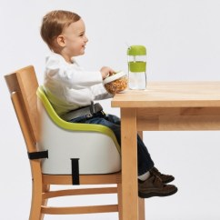 Toddler Chair Booster Seat Tabouret Metal Chairs Oxo Tot Introduces Two On The Go Seats With Very Different Purposes