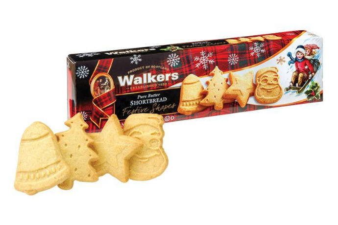 Easy Christmas Cookie Shortcut Start With Walkers Shortbread