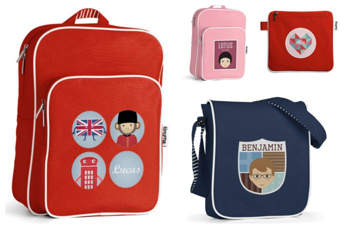 coolest personalized backpacks for