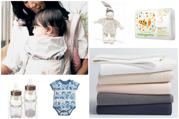 The Baby Registry Essentials Guide: Coolest Gifts for the Eco Mom