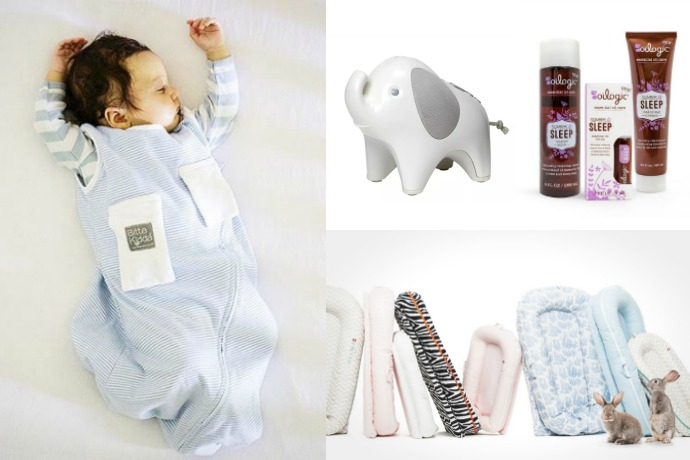 9 terrific baby gift ideas to help baby (and parents) get more sleep