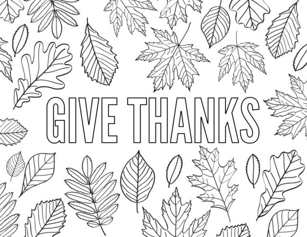 thanksgiving coloring pages # 35