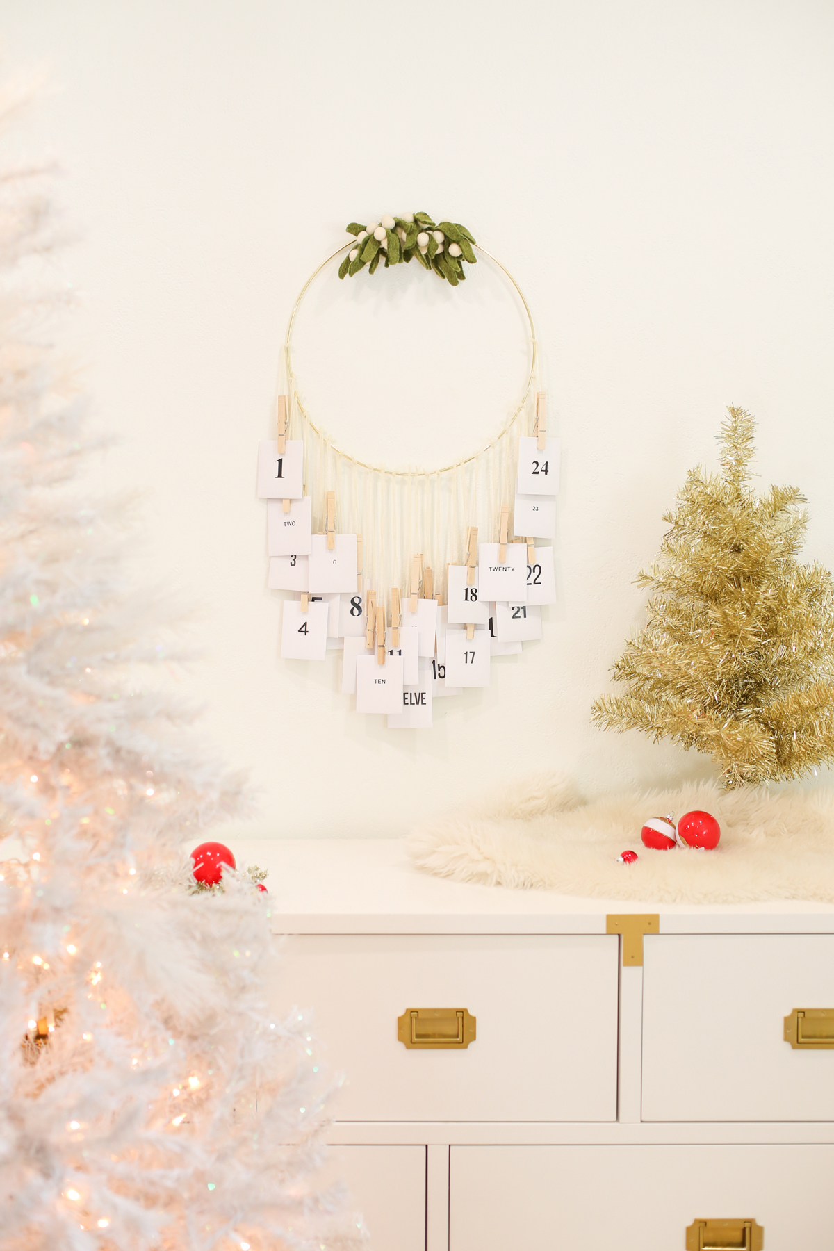 10 Creative Advent Calendars For To Make The Christmas Countdown Extra Fun