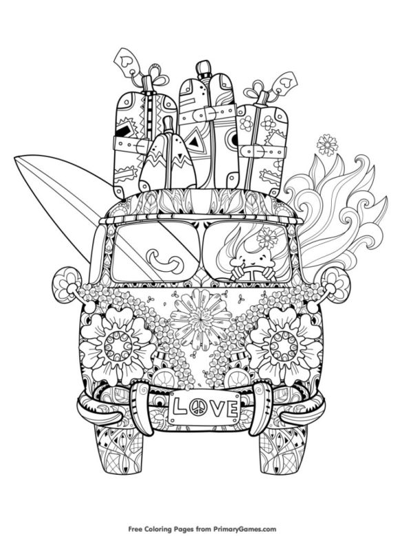 free coloring pages # 43
