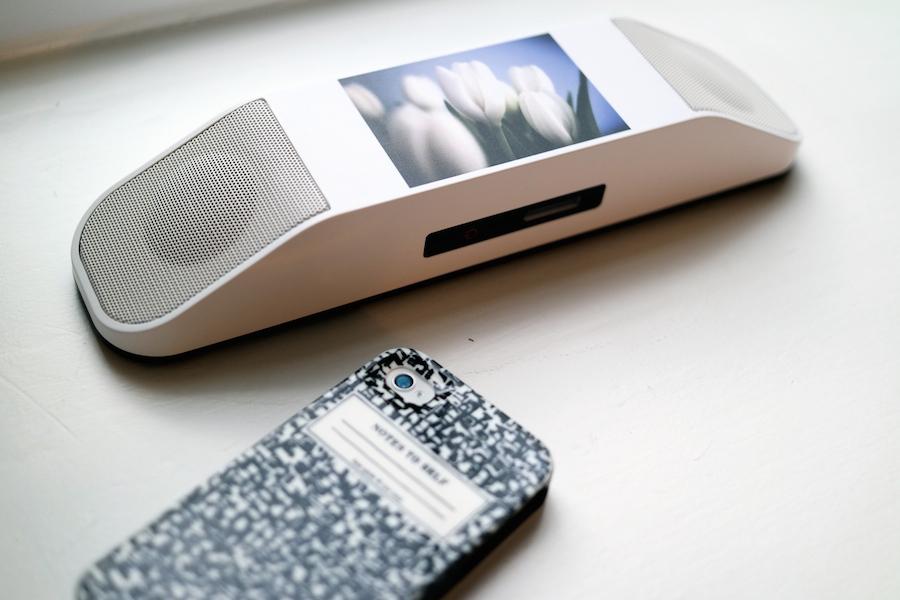powersound wireless speaker and
