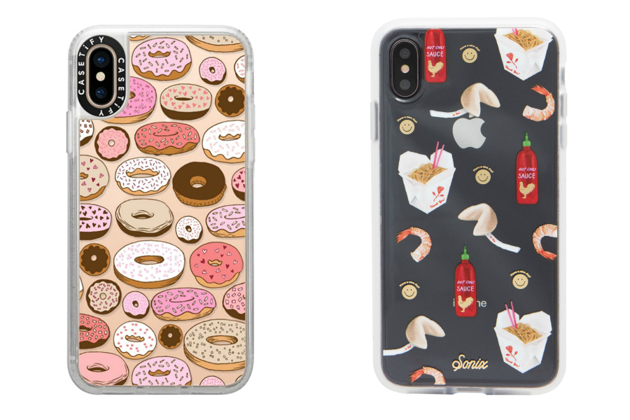 iphone cases for food