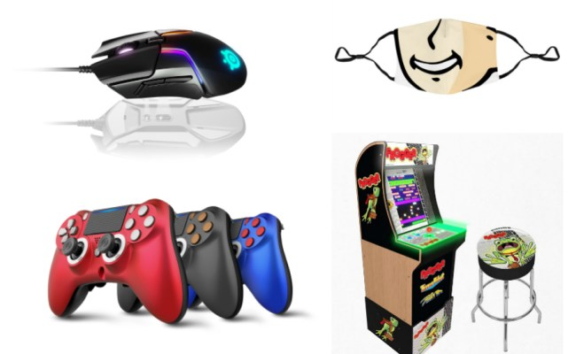 10 Father S Day Gifts For Gamer Dads That Will Impress The
