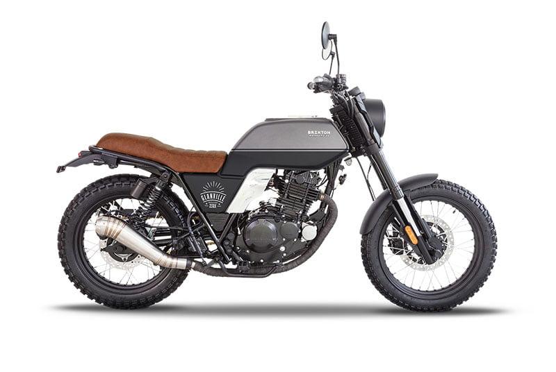 Motos Brixton 1