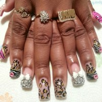 The gallery for --> Nail Designs With 3d Art