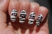 fun halloween nail art ideas
