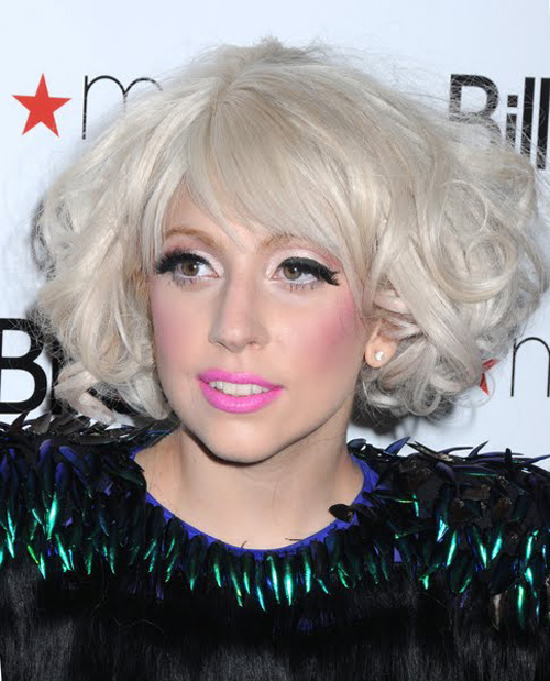 lady gaga evil hairstyle cooloh