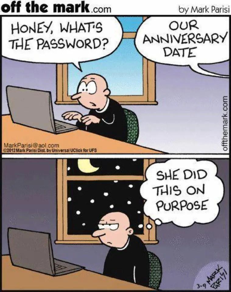 Anniversary Jokes : anniversary, jokes, Anniversary