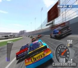 NASCAR - Dirt to Daytona ROM (ISO) Download for Sony Playstation 2 / PS2 - CoolROM.com