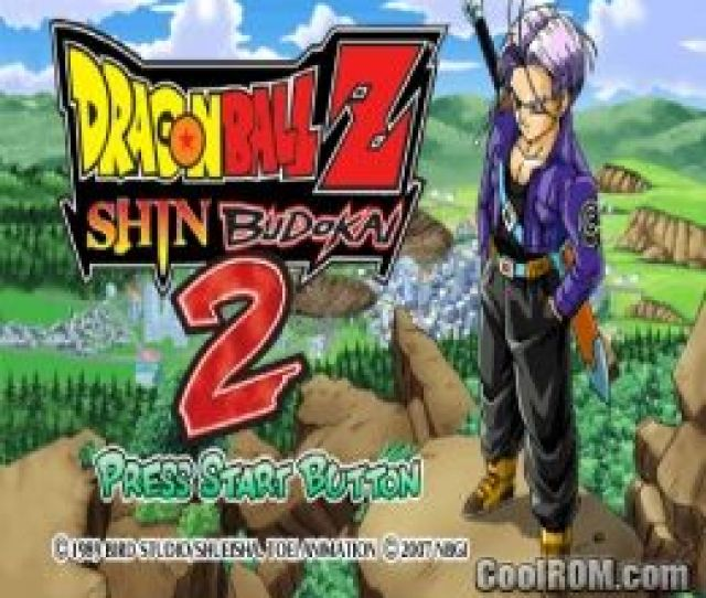 Dragon Ball Z Shin Budokai Another Road Europe