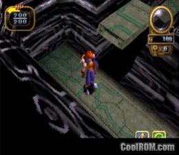 Alundra 2 A New Legend Begins ROM ISO Download For Sony Playstation PSX