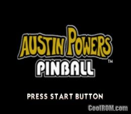 Austin Powers Pinball ROM (ISO) Download for Sony Playstation / PSX - CoolROM.com