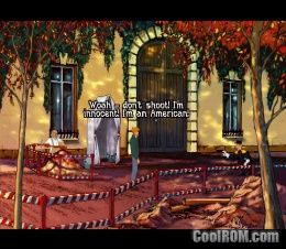 Broken Sword The Shadow Of The Templars ROM ISO Download For Sony Playstation PSX