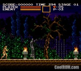 Castlevania Chronicles V11 ROM ISO Download For Sony